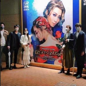 塚大劇場星組ミュージカル「ロミオとジュリエット」