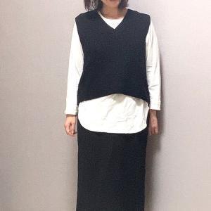 UNIQLOダントツで「黒」と思ったスカート
