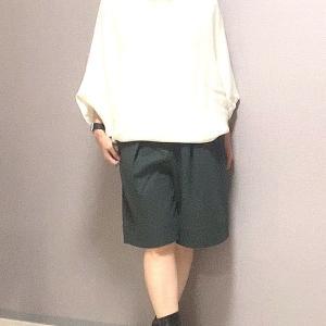 UNIQLO出会えた!大人が履きたいショートパンツ