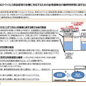 新型コロナウイルス感染症対応休業支援金