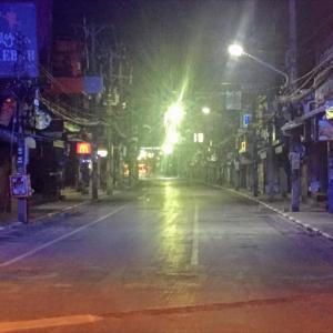 緊急!タイ外出禁止令発令 22時~朝4時まで外出禁止。プーケットは20時~外出禁止要請中!