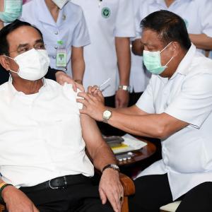 タイ10月に入国隔離撤廃、ワクチン接種を条件。でもあくまで目標