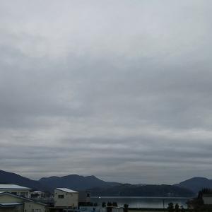 今日もまた灰色の空