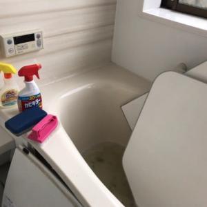 風呂掃除 -2019年末-