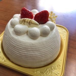 クリスマス・ケーキ -2019年末-