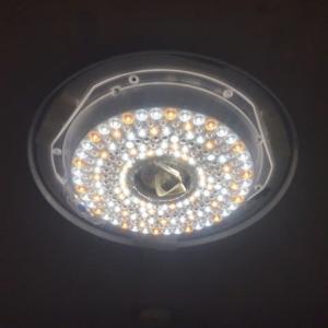 照明器具を取り換える -2019年末-