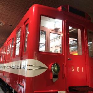 地下鉄博物館訪問