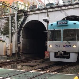神泉駅 -AM10:00-
