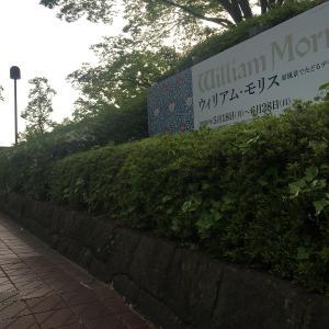 ウイリアムモリス展開催@宮城県美術館