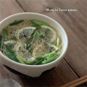 エスニック風温麺