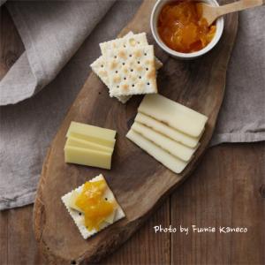 とりあえずチーズをつまみに