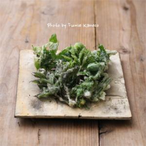 山菜の天ぷらと合わせるのは…