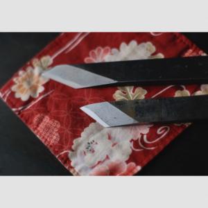 小刀の研ぎ