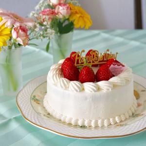 はるちゃん5歳のお誕生日 * バースデーケーキ編