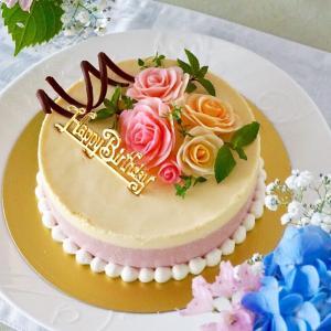 ほのちゃん8歳のお誕生日 * バースデーケーキ編