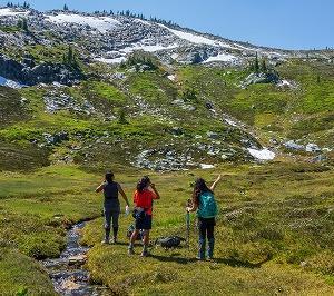 バル-・パス、ハイキング #2
