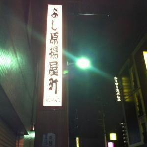 東京へ行く6/東京吉原