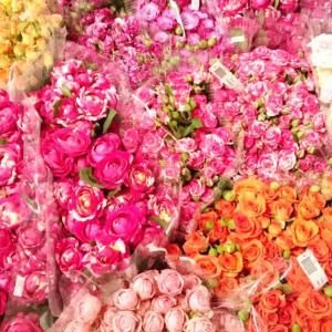 もうすぐ5月バラの綺麗な季節です^^