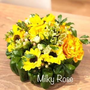 ♡Milky Roseは現代の茶華道教室へ♡