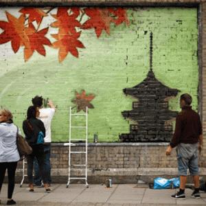 秋の画像遊び