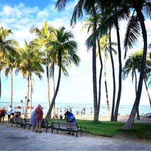 ハワイで同性婚してきました ⑫ハワイ4日目 ディナー&ビーチBAR