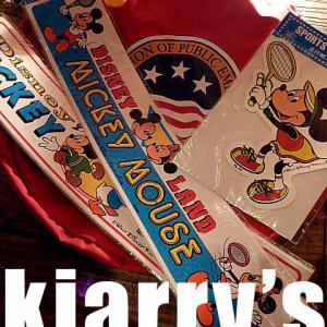 Micky Mouse Bumper Sticker !!