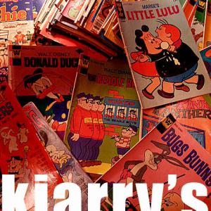 Vintage Comics !!