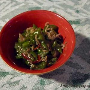 頂き物野菜を消費する食事