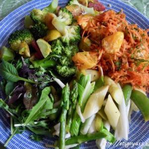 野菜たっぷりゆっくりお昼
