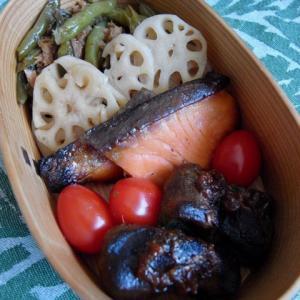 鮭の西京漬弁当