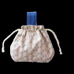 『小さい巾着バッグ』3個目