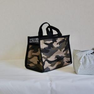 保冷バッグを再利用して、新しい保冷バッグに。