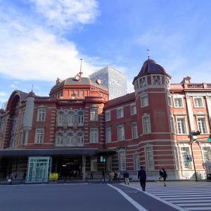 復元工事を終えた東京駅