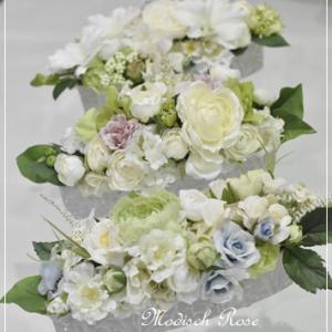 スタイリッシュな仏花