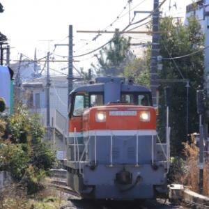 米軍横田基地燃料輸送 (米タン)  そして…相模鉄道12000系甲種輸送もね(^^♪