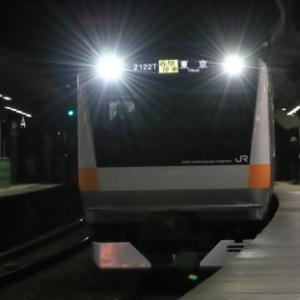 豊田車両センターE233系 こんなときだけど… さようなら、各駅停車(ToT)