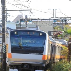 豊田車両センター209系 青梅線試運転♪
