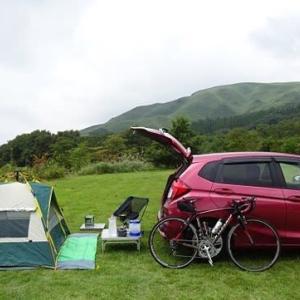 行きたかったキャンプ場へ