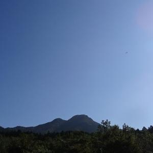 鞍岳へハイサイ