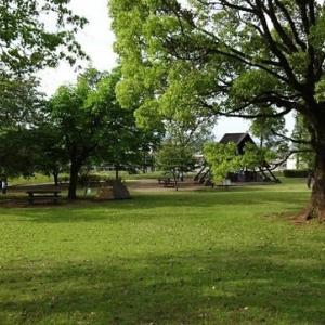 菊池方面へ公園巡り