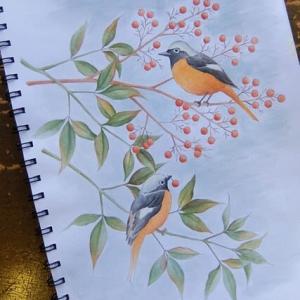 Drawing・・・1月♪(^_^*