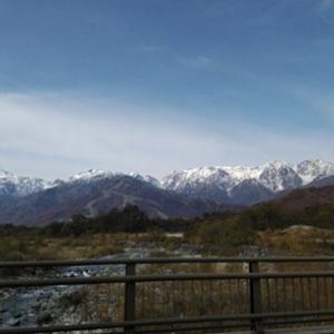 長野の帰り道