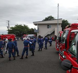 夏の水防訓練2021!!