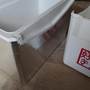 クーラーBOXの保冷強化!!