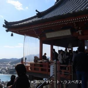 尾道のシンボル千光寺へ