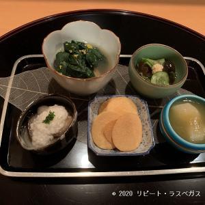 ミシュラン3つ星を獲得した日本料理「太庵」