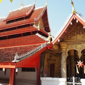 美しい寺院の「ワット・マイ」
