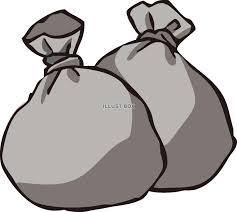 あ~ アベノミクス   すぐ破れるゴミ袋