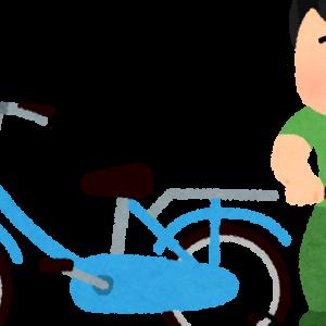 自転車の空気入れ 立派すぎるのも・・・・・
