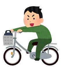 6人家族なんだから、自転車を6台置かせろ